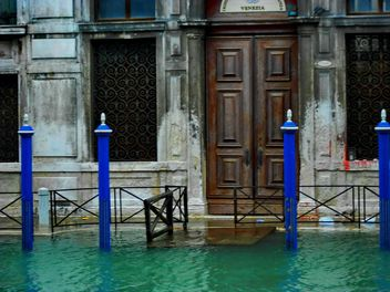 Onset of high water in Venice - Kostenloses image #334989