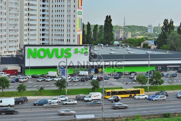 Novus supermarket in Kiev - Free image #335099