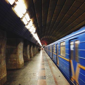 kiev metro station - image #335109 gratis