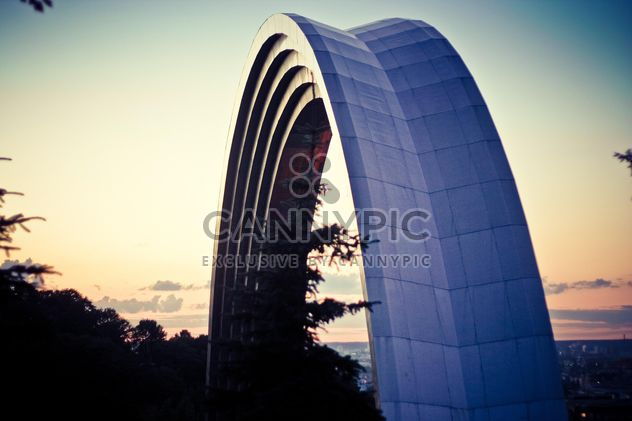 Arch of Friendship of Peoples in Kiev - Free image #335129