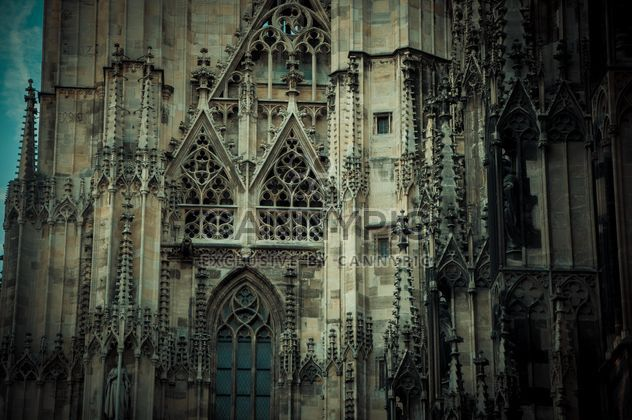 Wien gothic cathedral - Free image #335239