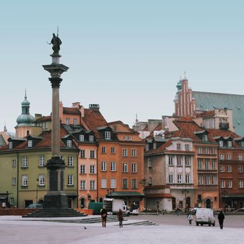 Architecture of Warsaw - Free image #335259