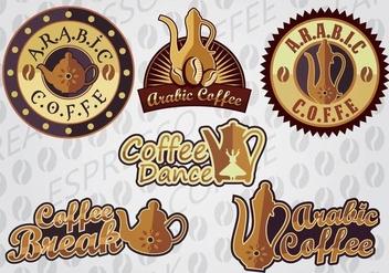 ARABIC COFFEE - бесплатный vector #335769