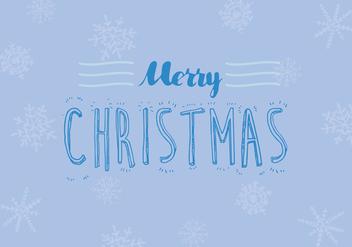 Free Christmas Snowflake Vector - Free vector #336039