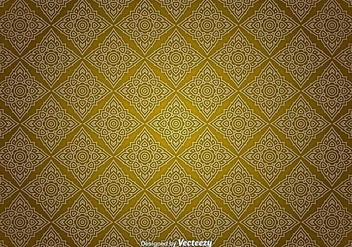Thai sameless pattern - vector #336509 gratis