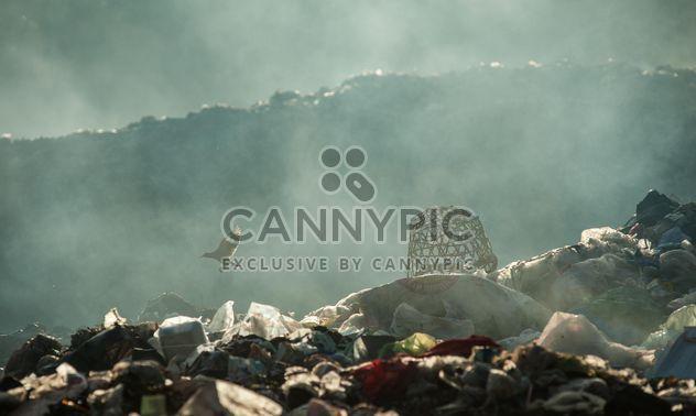 Pila de desechos y basura - image #337509 gratis