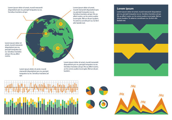 Geology Annual Report Vector - бесплатный vector #337729