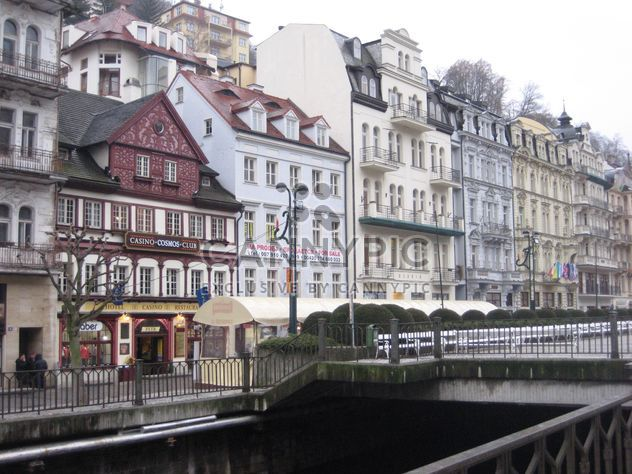 Houses in Karlovy Vary - image gratuit #338229