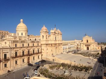 Roman Catholic cathedral, Noto - бесплатный image #338239