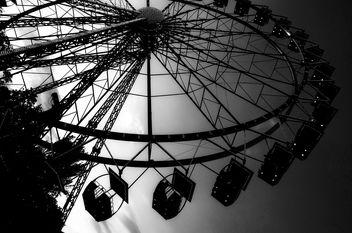 Ferris wheel, Odessa - бесплатный image #338309