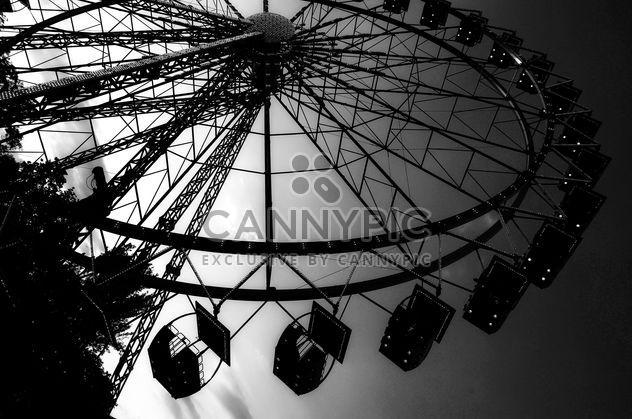 Ferris wheel, Odessa - image #338309 gratis
