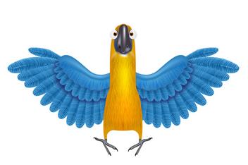 Vector Parrot - vector gratuit #340199