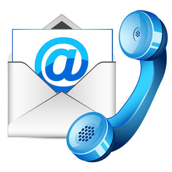 Contact Icon - vector #340709 gratis