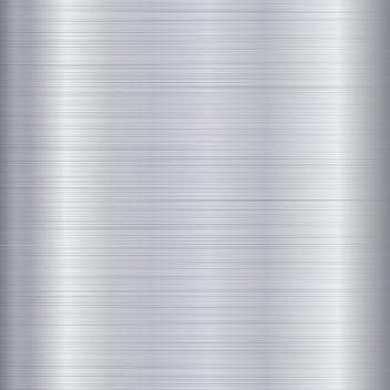 Brushed Aluminum Texture - Free vector #340829