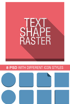 Flat Icon Generator - бесплатный vector #340889