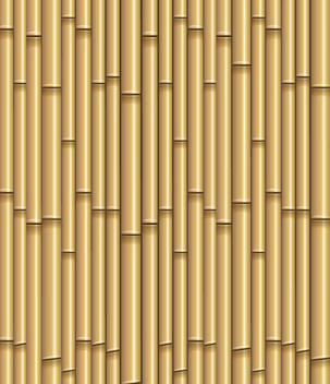 Seamless Bamboo Pattern - Kostenloses vector #341109
