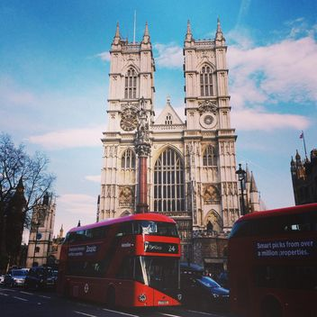 westminster abbey, Great Britain - Free image #342879