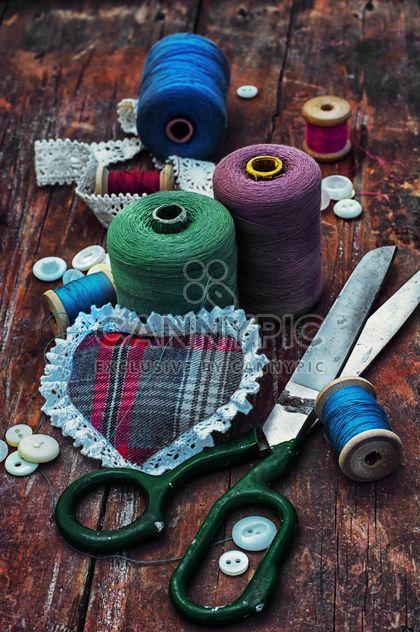 посуда набор швейных - бесплатный image #342889