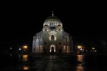 Naval Cathedral, Kronstadt - бесплатный image #343609
