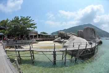 Nangyuan lsland beach - image gratuit #343879