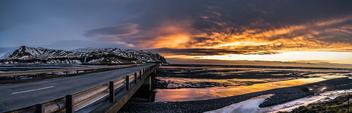Markarfljot - Iceland - Landscape photography - Free image #343939