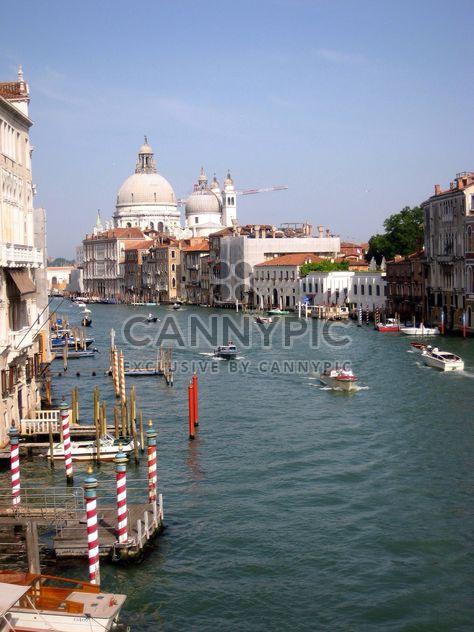 gran canal in Venice - image gratuit(e) #343989