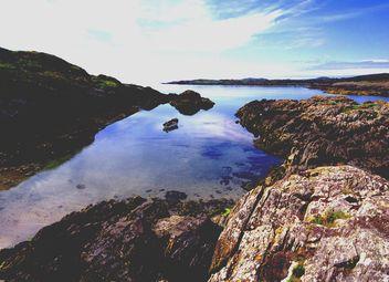 Rocky coast line - Free image #344029