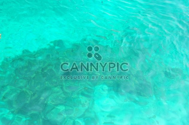 Sea water of Nangyuan lsland in thailand - Free image #344059