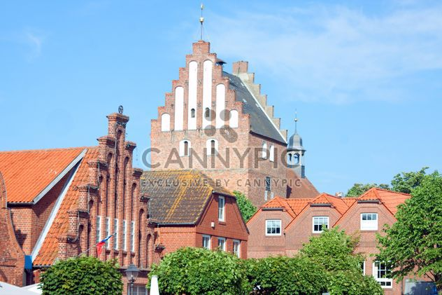 Buildings of heiligenhafen - image #344169 gratis