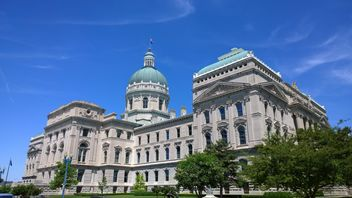 Indiana State Capitol Building - Free image #346229