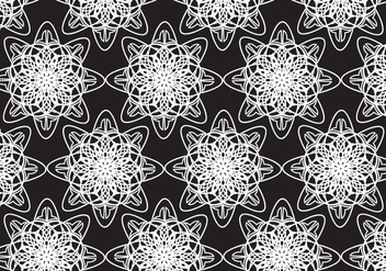 Free Arabesco Vector Pattern - Free vector #349709