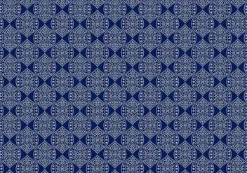 Floral Pattern Vector - Kostenloses vector #349789
