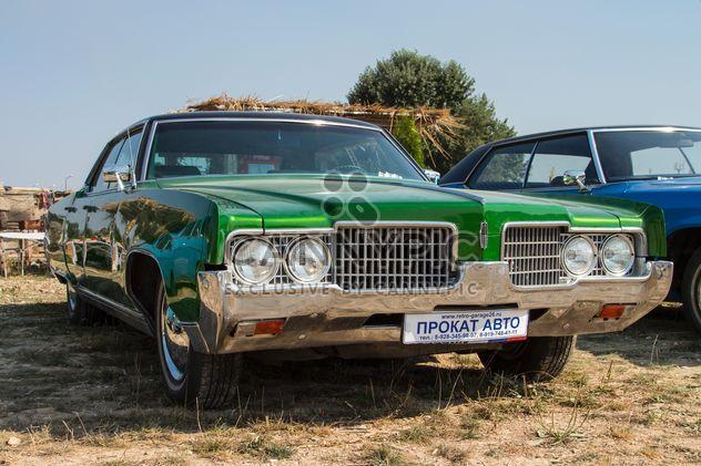 Классический старый автомобиль - Free image #350279