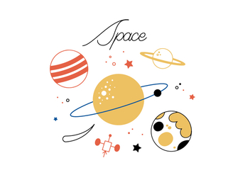 Free Space Vector - Free vector #352609