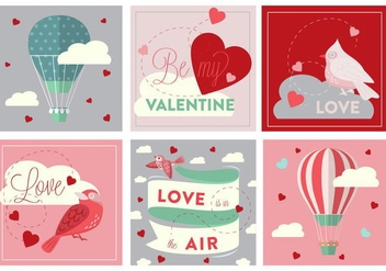 Free Valentine's Day Love Vector Icons - Free vector #353139