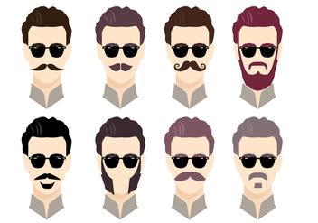 Movember Vector - Free vector #356019