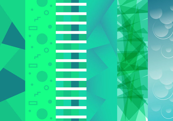 Free Green Background Vector #3 - Free vector #356709