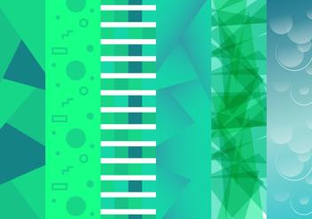 Free Green Background Vector #3 - Kostenloses vector #356709