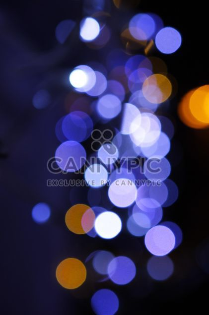 Christmas bokeh background - Free image #359179