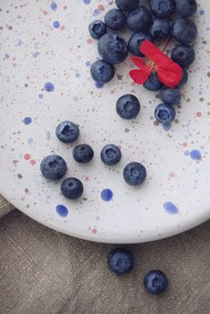 Fresh ripe blueberries - Free image #359189
