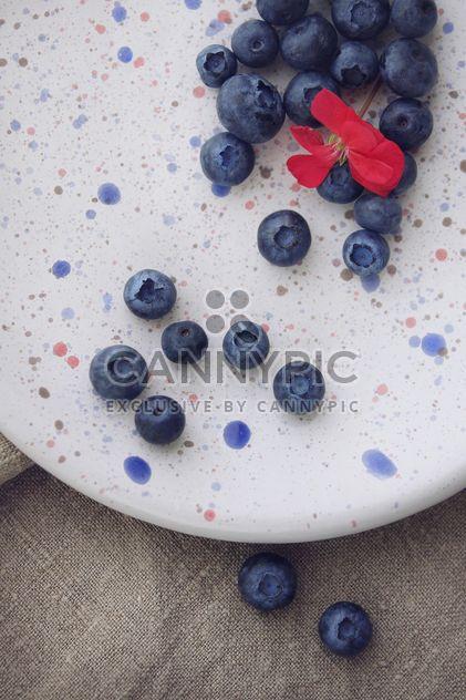 Arándanos frescos maduros - image #359189 gratis