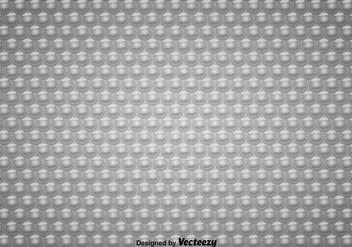 Vector Gray Bubble Wrap Background - Free vector #360569
