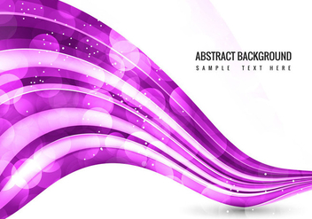 Free Vector Abstract Pink Background - Kostenloses vector #364619