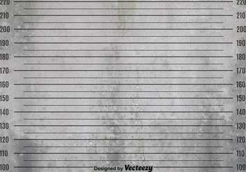Vector Grunge Mugshot Background - Free vector #365379