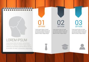 Free Agenda Infographics Vector - Free vector #365649