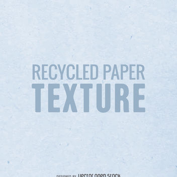 Recycled paper texture - vector gratuit #365979