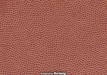 Hand Drawn Leather Football Vector Texture - Kostenloses vector #366229
