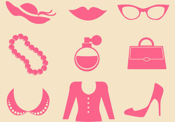 Free Woman Wear Vector - Free vector #366919