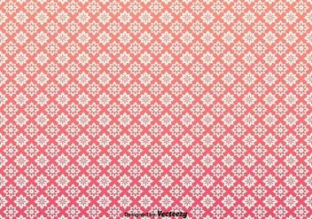Elegant Pink Vector Pattern - Free vector #367819