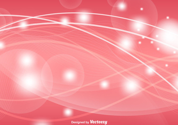 Vector Pink Abstract Background - Kostenloses vector #367839